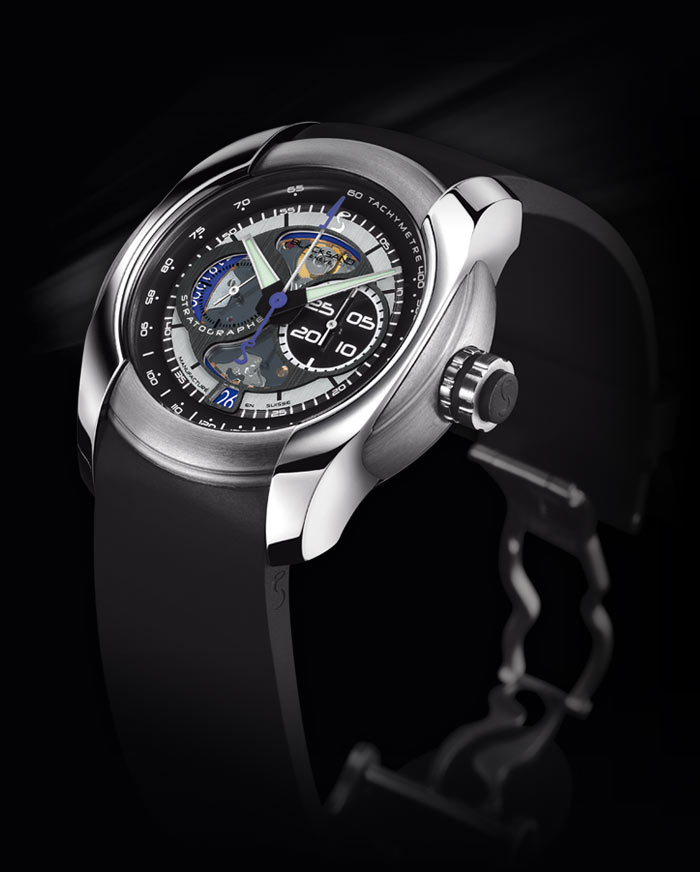 uniformity stratographe watches